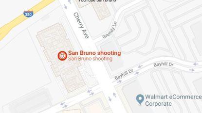 Schietpartij ook 'te zien' op Google Maps