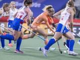 Hockeysters winnen na shoot-outs dan toch van Groot-Brittannië