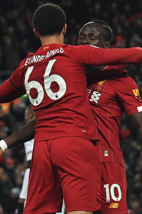 Toujours invincible, Liverpool s'est fait peur