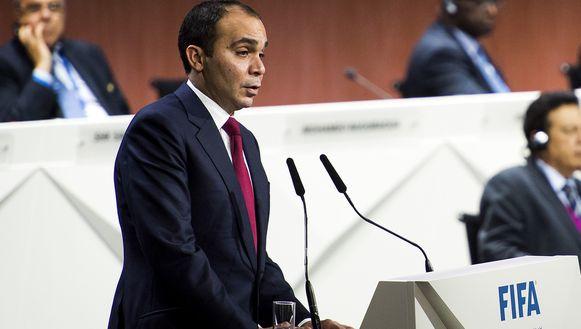 Prins Ali Bin Al-Hussein.