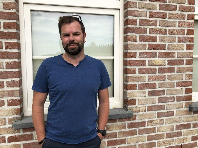 David Jacobs uit Pellenberg is een van de initiatiefnemers van de petitie.