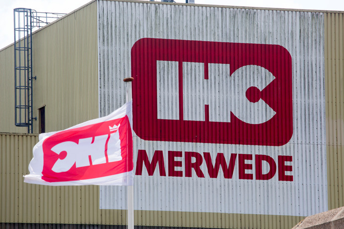 Maritiem concern IHC heeft zijn hoofdkantoor in Kinderdijk.