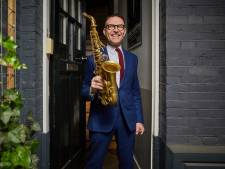 Jazzgrootheid Benjamin Herman is dolgelukkig in Rotterdam: 'Het is hier één grote smeltkroes'