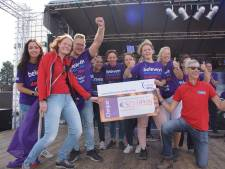Beneden-Leeuwen: ruim 50 mille voor kankerbestrijding