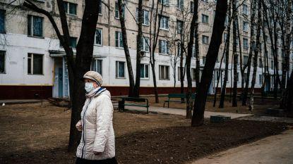 Weer recordtoename van nieuwe coronagevallen in Rusland