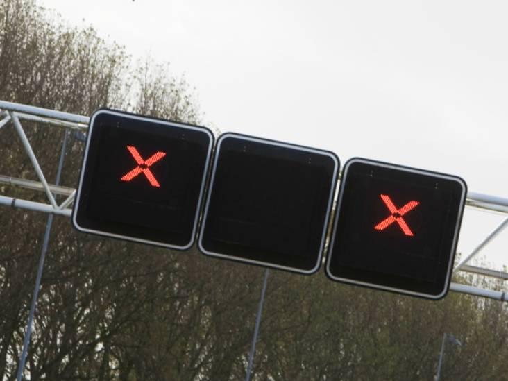 Ongeval op A67 bij knooppunt De Hogt, verbindingsweg naar A2 korte tijd dicht