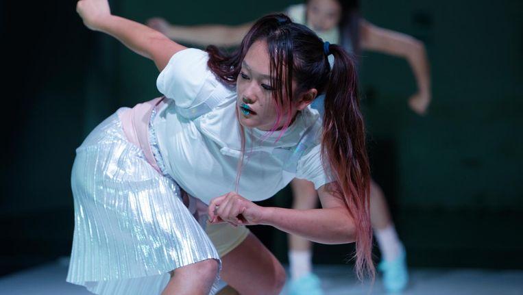 Geisha's miracle was dit jaar een van de internationale producties bij Dansmakers Beeld Thomas Lenden