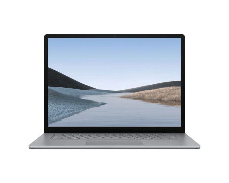 De Surface Laptop 3.