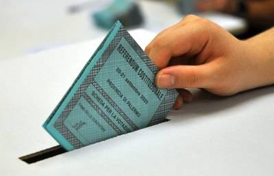 Près de 7 Italiens sur 10 ont voté pour la réduction du nombre de députés, la gauche conserve la Toscane
