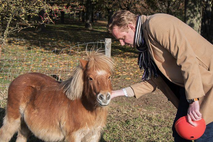 Bert Duchateau wil er vooral een interactief leermoment van maken en zal kinderen de mogelijkheid geven om onder meer de dieren zelf te voederen.