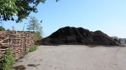 Groencomposteringspark Aalter gaat dinsdag open, recyclagepark blijft nog dicht