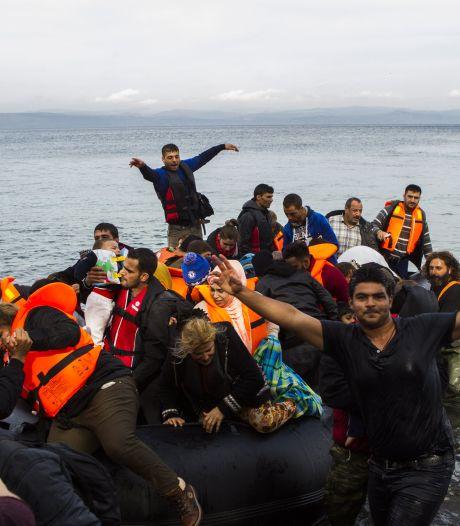4.000 migrants ont débarqué en Grèce, à destination de la Macédoine