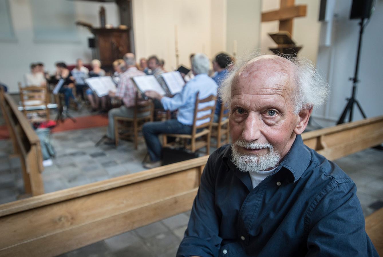 Componist Daan Manneke verzorgt de NHTV-lezing tijdens de tiende en laatste finale van de BN DeStem Cultuurprijs.