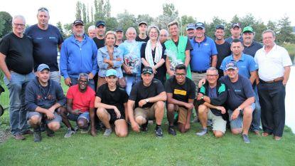 Vissersduo Luc De Jaegher-Luc De Weerdt wint koppelwedstrijd