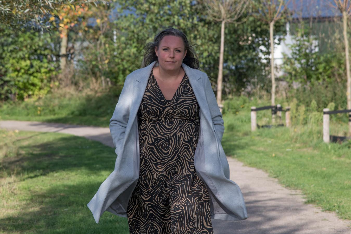 Annet Bruggeman werd na vier jaar trouwe dienst als uitzendkracht op straat gezet door GPS.