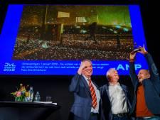 Eric Brinkhorst uit Hengelo wint met foto van vonkenregen de Jos van Leeuwen Fotoprijs 2019