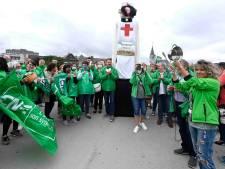 """""""Rendons visible l'invisible"""": nouvelle action du non-marchand à Liège pour une revalorisation du secteur"""