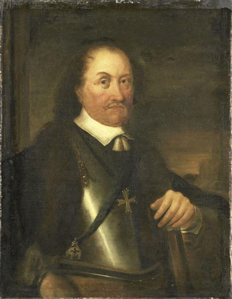 Portret van Johan Maurits van Nassau. Beeld Rijksmuseum