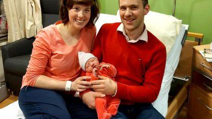 Vier kindjes zien levenslicht in Jan Yperman Ziekenhuis op nieuwjaarsdag