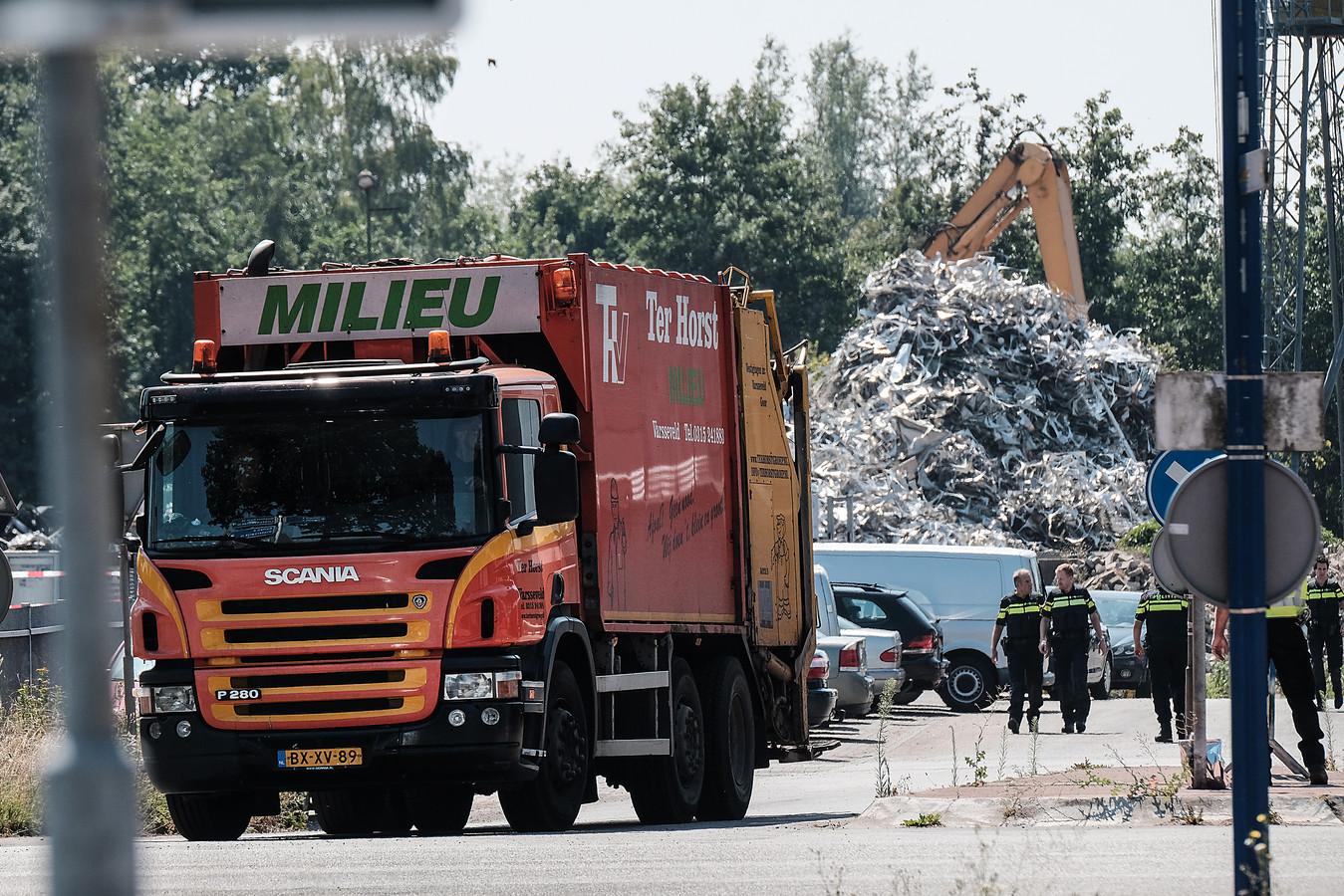 Afvalverwerker Ter Horst mag weer bedrijfsafval innemen en opslaan.