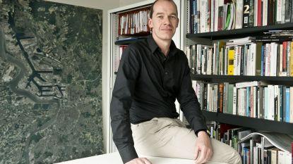 Kristiaan Borret is opnieuw Brusselse bouwmeester