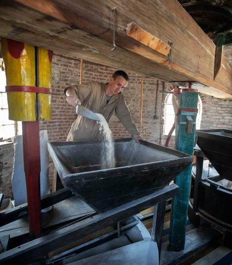 Clubhart: Jop van Gassel uit Veldhoven wil komende vijftig jaar molenaar zijn