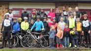 Tielts triatlonteam scherpt teamspirit aan op clubweekend