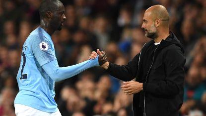 """Guardiola: """"Touré liegt en hij weet het"""""""
