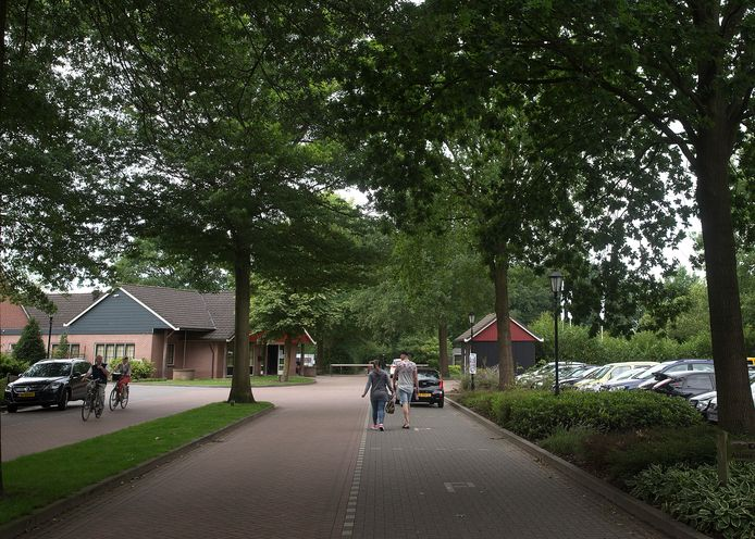 Camping De Twee Bruggen in Winterswijk. Archieffoto: Theo Kock