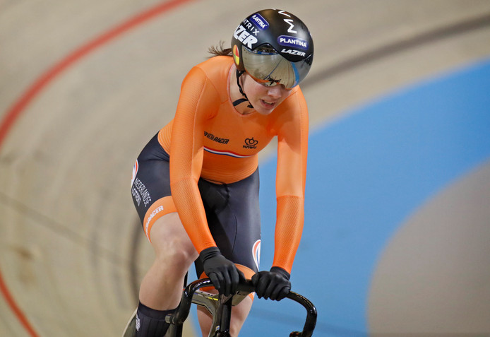 Laurine van Riessen.