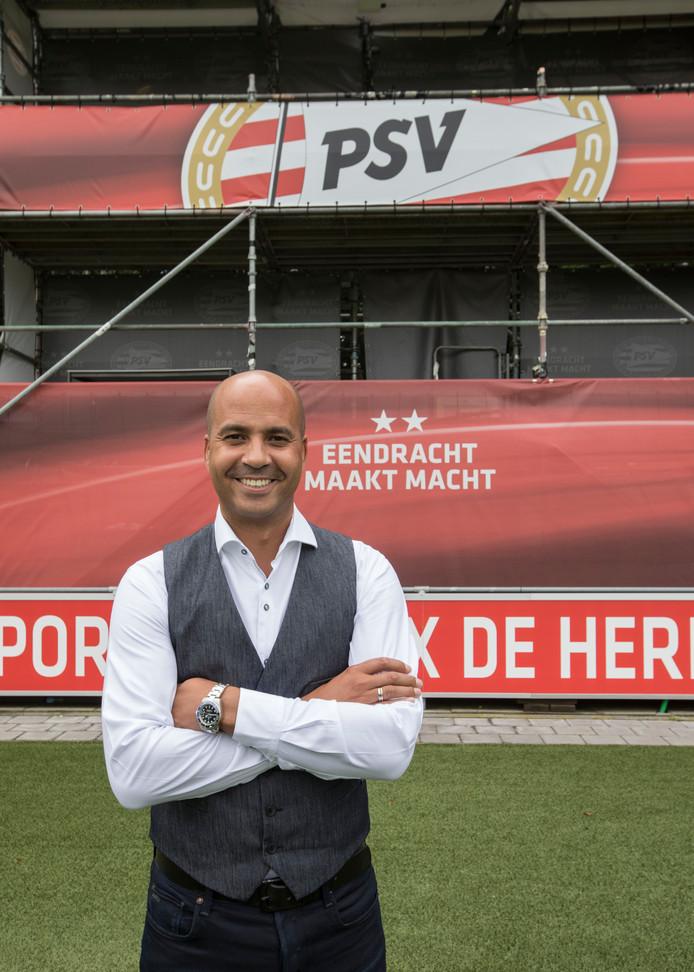 Pascal Jansen werd vorig jaar vierde in de eerste divisie met Jong PSV.