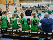 Schreeuw om versterking bij Maassluise basketbaldames Green Eagles