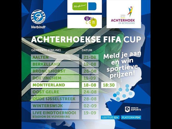 De Achterhoekse FIFA Cup.