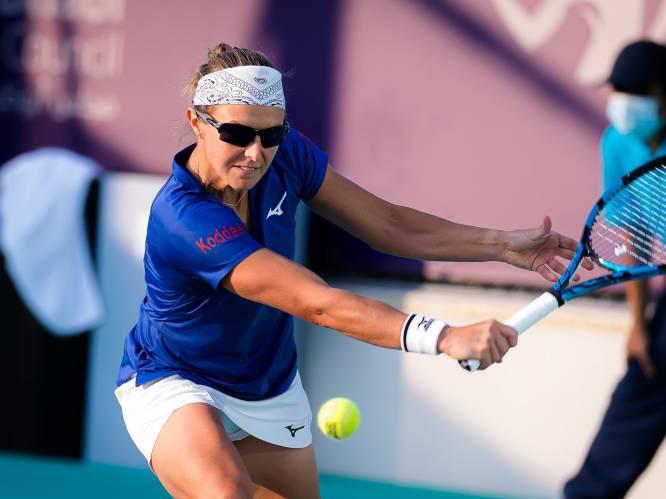 """Kirsten Flipkens vraagt zich of Australian Open organiseren wel goed idee was: """"Australiërs zien ons niet graag komen"""""""