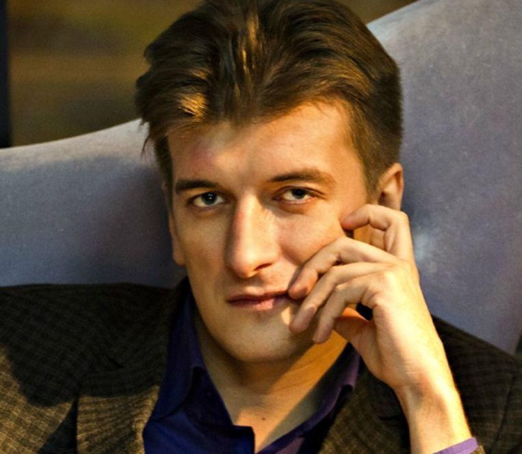 De Russische onderzoeksjournalist Maxim Borodin