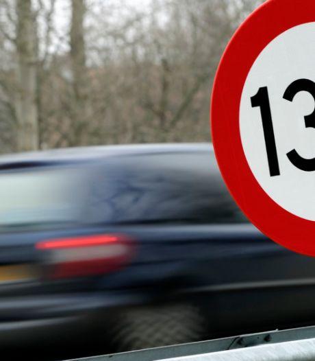 Op deze snelwegen mag je vanaf vandaag geen 130 km/u meer rijden