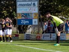 Voetballers ESA besluiten 2017 in mineur
