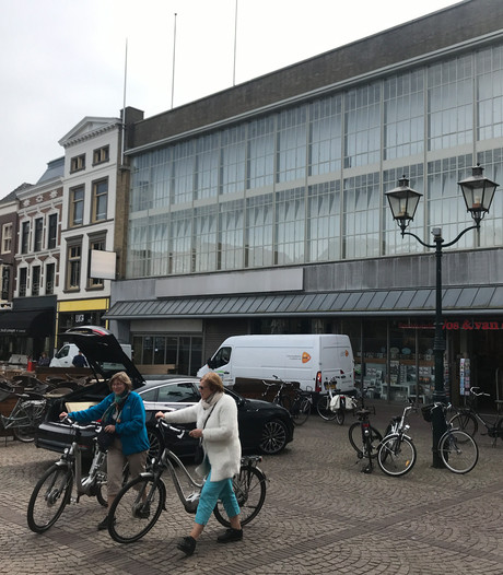 CDA Dordrecht: Hoe zit het met het al jaren leegstaande pand van V&D?