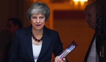 Een brexitakkoord lijkt heel wat. Maar May is er nog lang niet