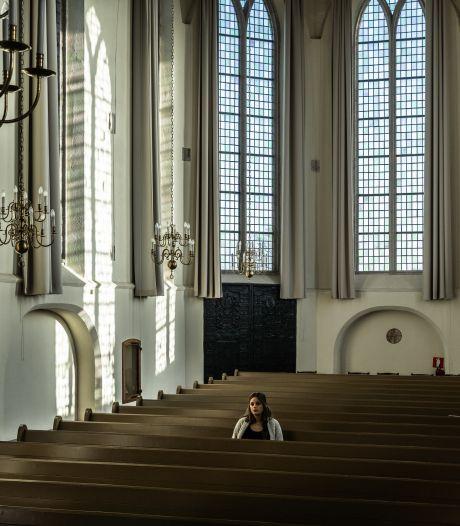 Juist gesloten kerkgemeenschap Andelst zet deuren open tegen corona-somberheid