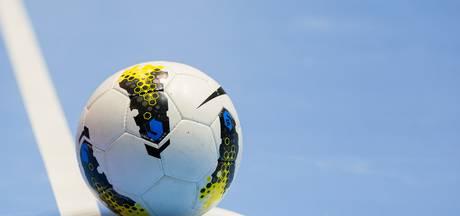 Goede reeks zaalvoetballers FC Eindhoven