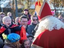 Sinterklaas komt zonder problemen aan in Enschede