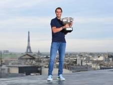 Nadal krijgt hoogste onderscheiding in Spanje: 'Trots van heel het volk'