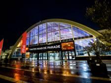 Bosch theater tijdelijk in glazen hal Brabanthallen