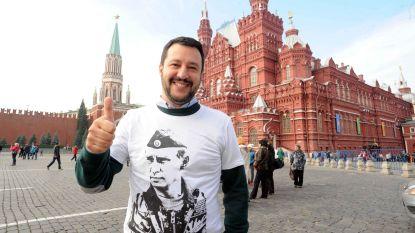 Rusland financiert Italiaanse regeringspartij