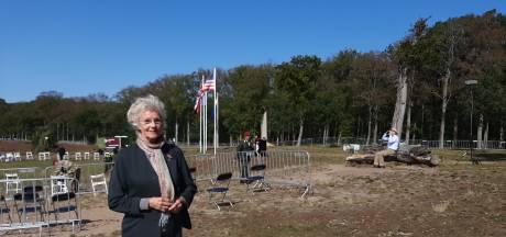 Zonder veteranen voelt de herdenking op de Ginkelse Heide voor Hiltje van Eck vreemd