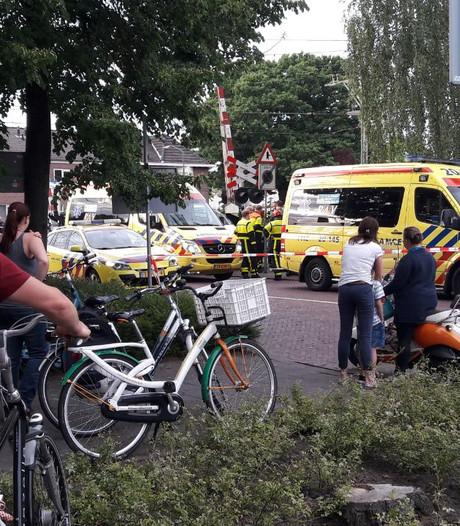 Reizigers op perron in Oisterwijk getuige van aanrijding met persoon; geen treinen tot middernacht