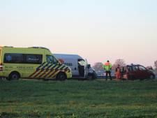 Groot ongeval op A50 bij Vaassen: file groeit