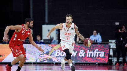 Antwerp wint topper tegen Charleroi in basketbal en wipt naar tweede plaats