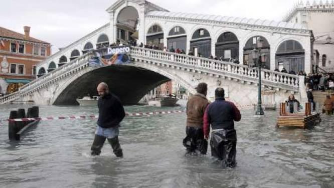 Waterpeil Venetië bereikte 156 cm